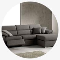 Produzione divani e poltrone su misura a Bergamo